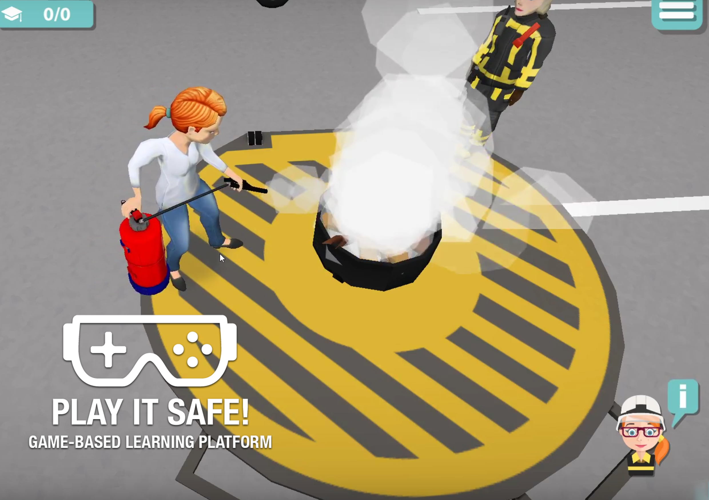 Play It Safe Visual