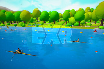 Exr Banner DAE Studios website Salty Lemon Virtual Reality