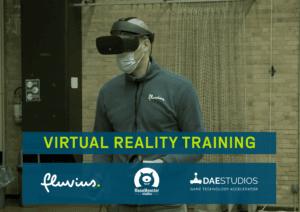 Virtual Reality Fluvius DAE Studios