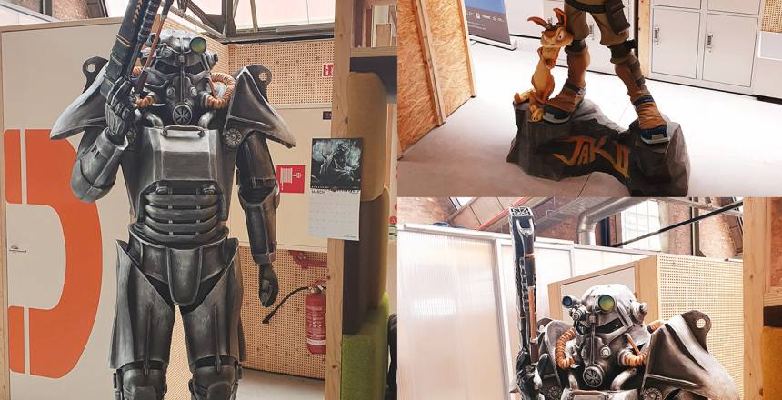 New Residents Hangar K DAE Studios